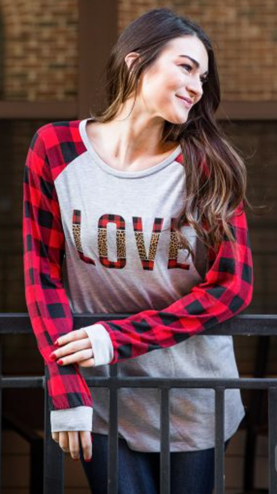 Valentine T-shirts by Southern Grace