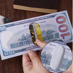 Wallet 100 Dollar Bill
