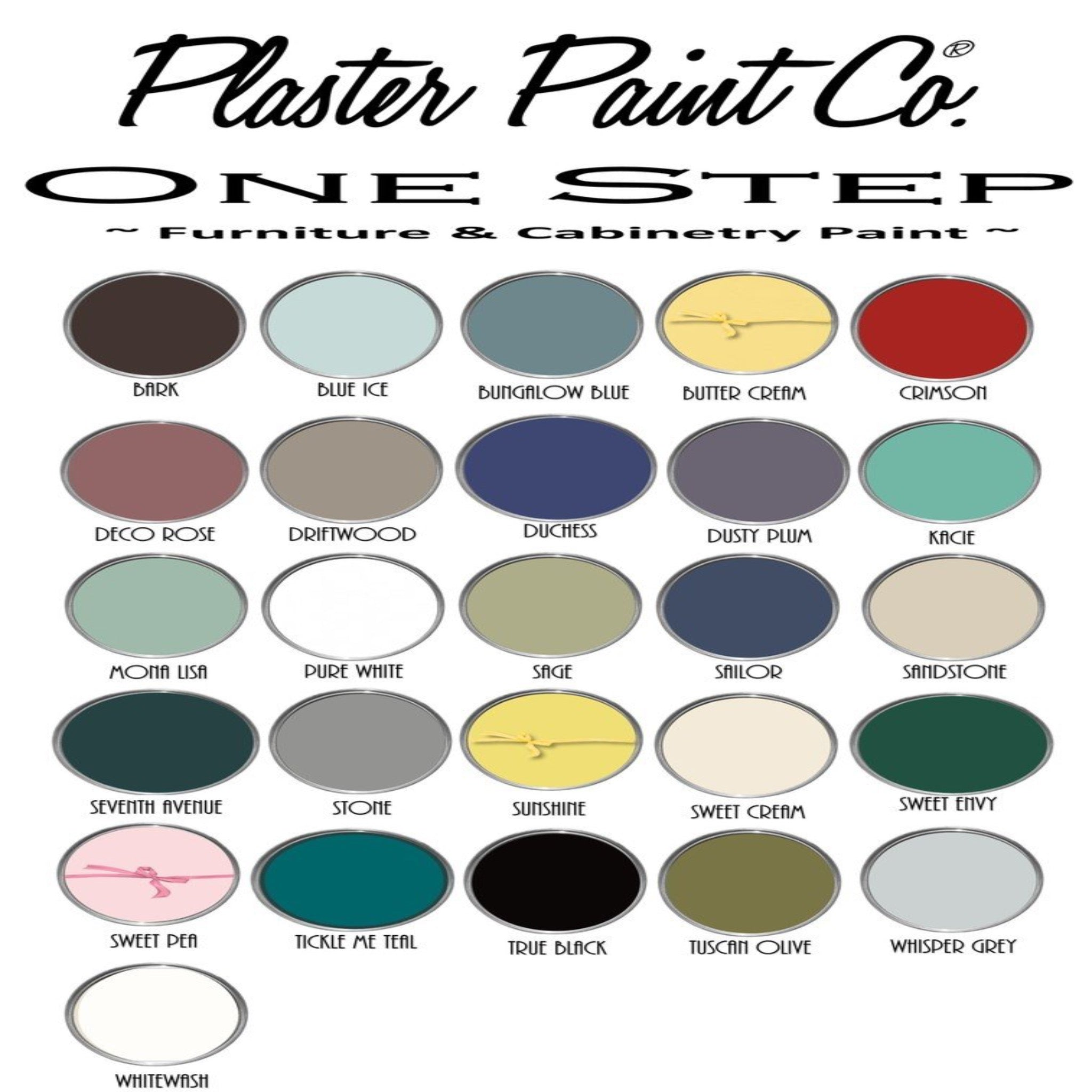 One Step - Plaster Paint