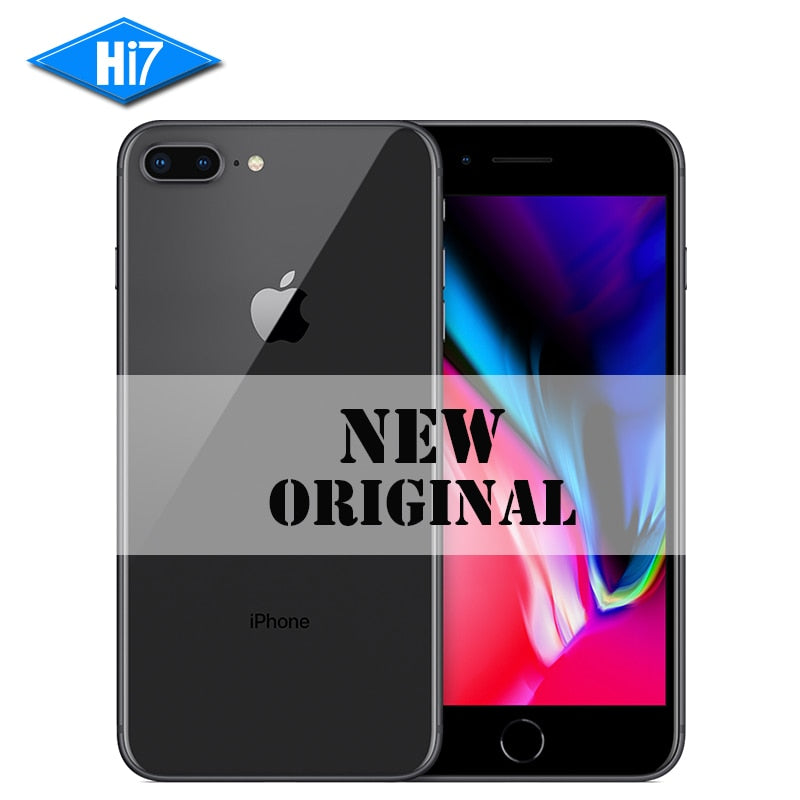 Apple iphone 8 Plus 64G ROM 3GB RAM 5.5 inch Hexa Core 12MP 2691mAh iOS