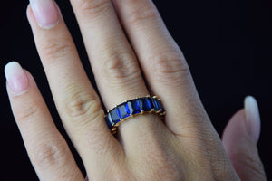 'MIDNIGHT QUEEN' RING - SHOP PAIGE