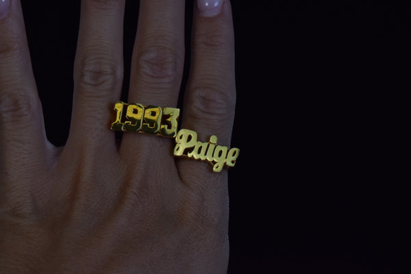 'CUSTOM SCRIPT NAME RING'