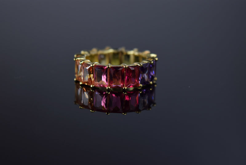 'RAINBOW QUEEN' RING - SHOP PAIGE