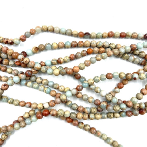 wood and nut beads sample sale