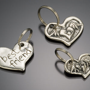 dog & cat  best friend tags