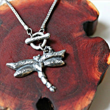Load image into Gallery viewer, dragonfly pendant