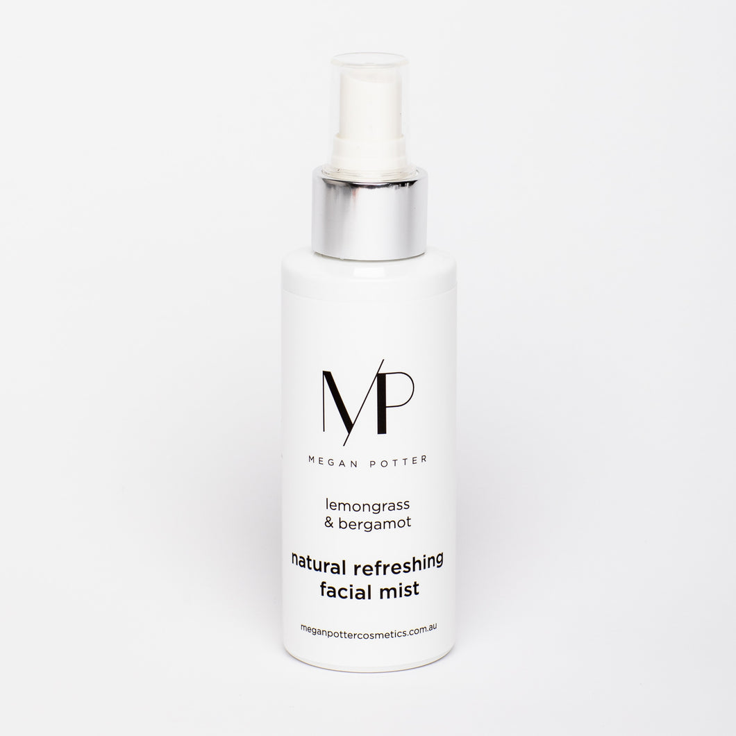 Natural Refreshing Facial Mist