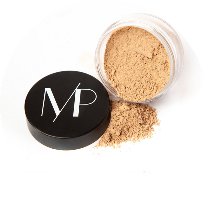 Natural Mineral Foundation Powder Makeup in Gorgeous