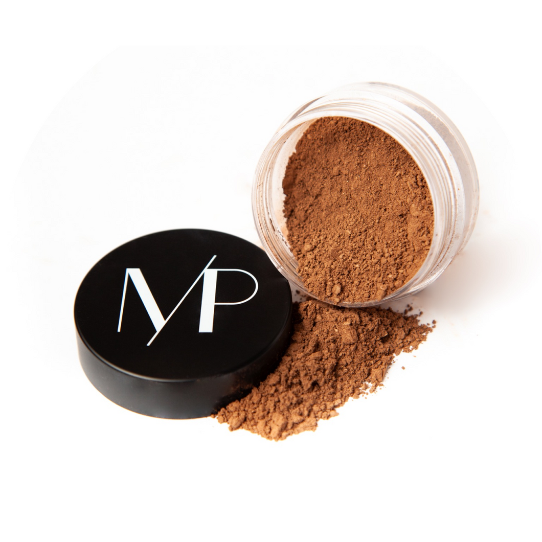 Natural Mineral Foundation Powder Makeup in Stunning