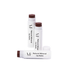 Load image into Gallery viewer, Natural Mineral Lip Balm (3-Pack)