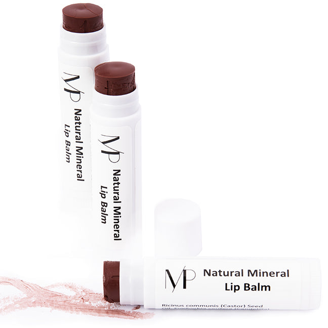 Natural Mineral Lip Balm (3-Pack)