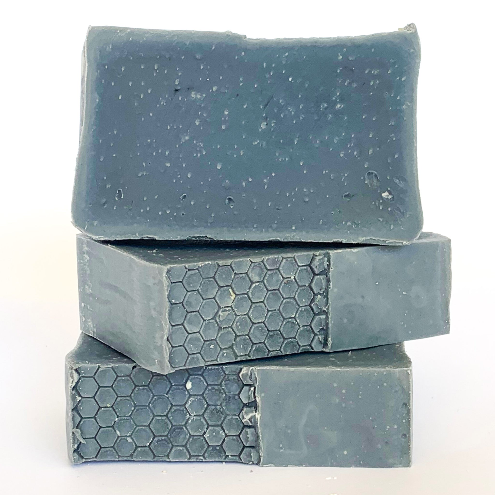 Charcoal Detox Olive Oil Soap with Beeswax