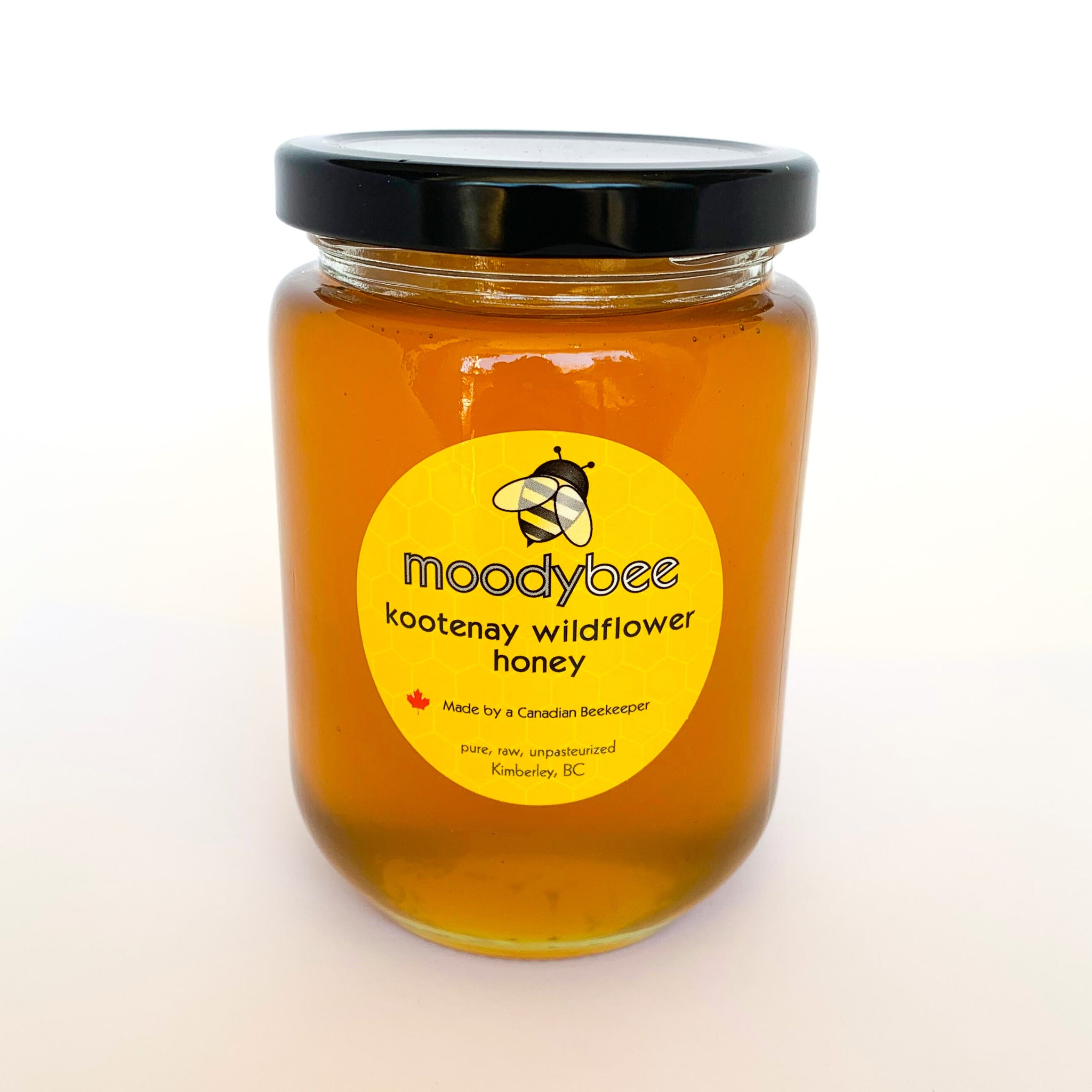 Wildflower Honey - Local Pickup Only