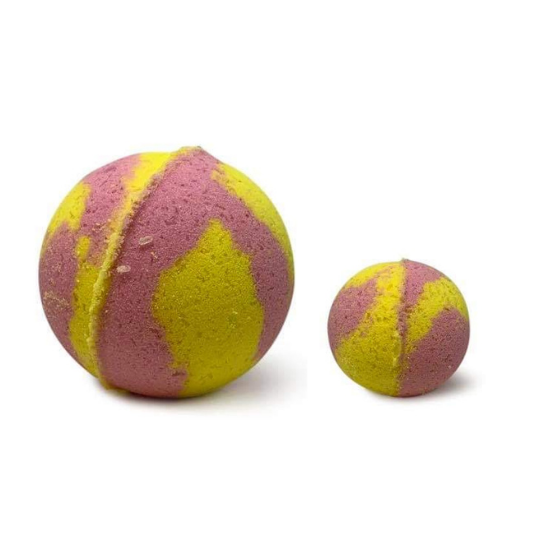 Strawberry Field Bath Bomb