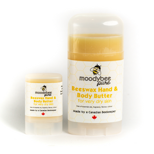Pure Beeswax Hand & Body Butter