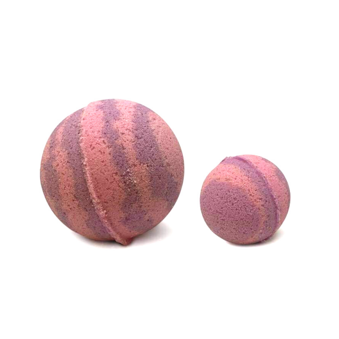 Black Cherry Bath Bomb
