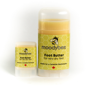 Beeswax Foot Butter