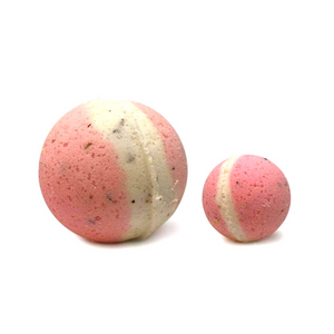 First Date (Rose) Bath Bomb