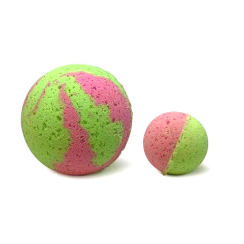 Watermelon Lemonade Bath Bomb