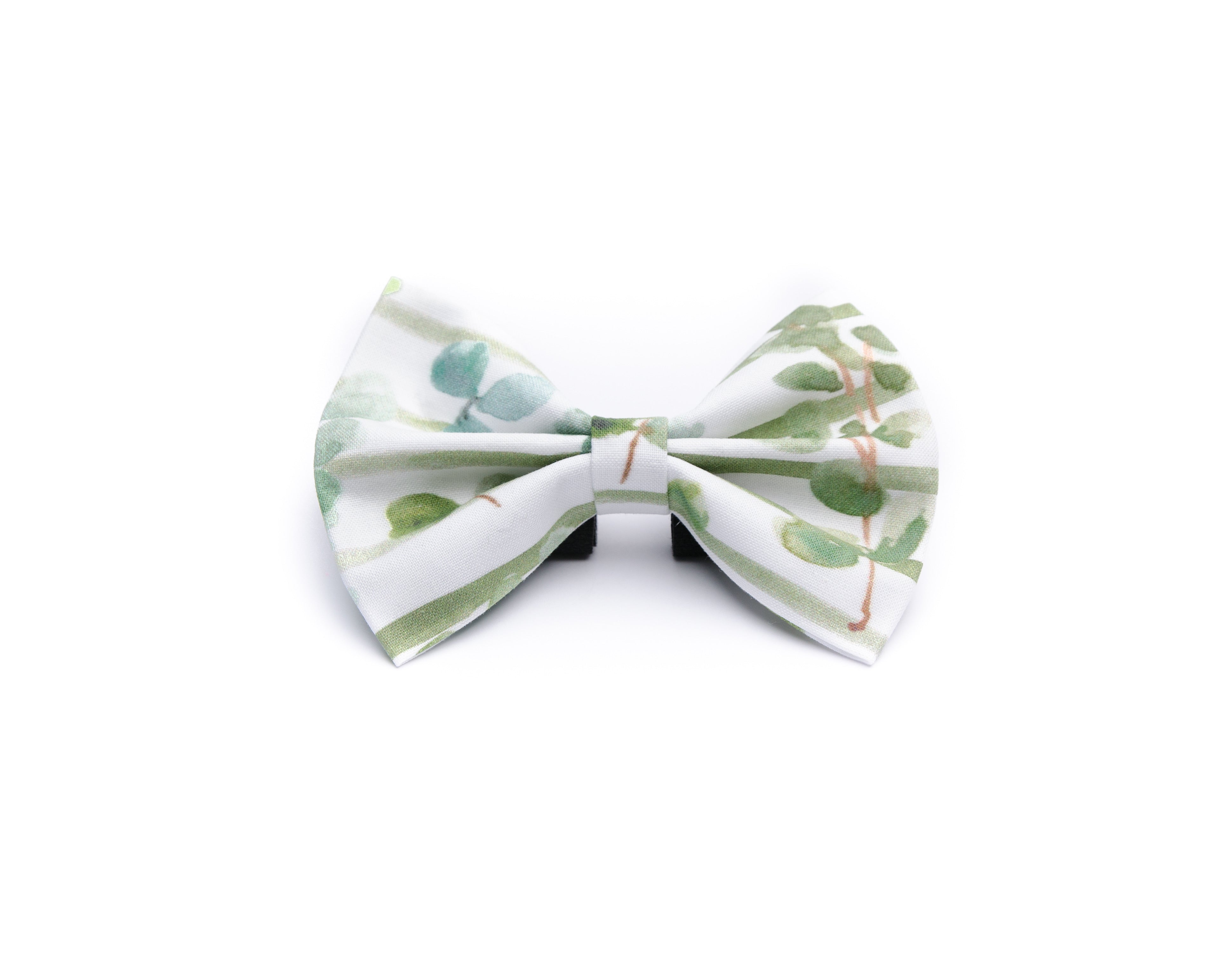 Ain't over till it's clover - reverse side - Bowtie & Sailor bow NEW.
