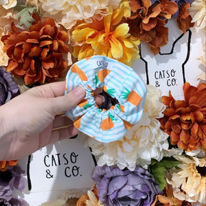 I carrot about you - reverse side - Scrunchie NEW
