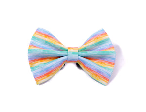 Gang-lamb style reverse side  - Bow tie
