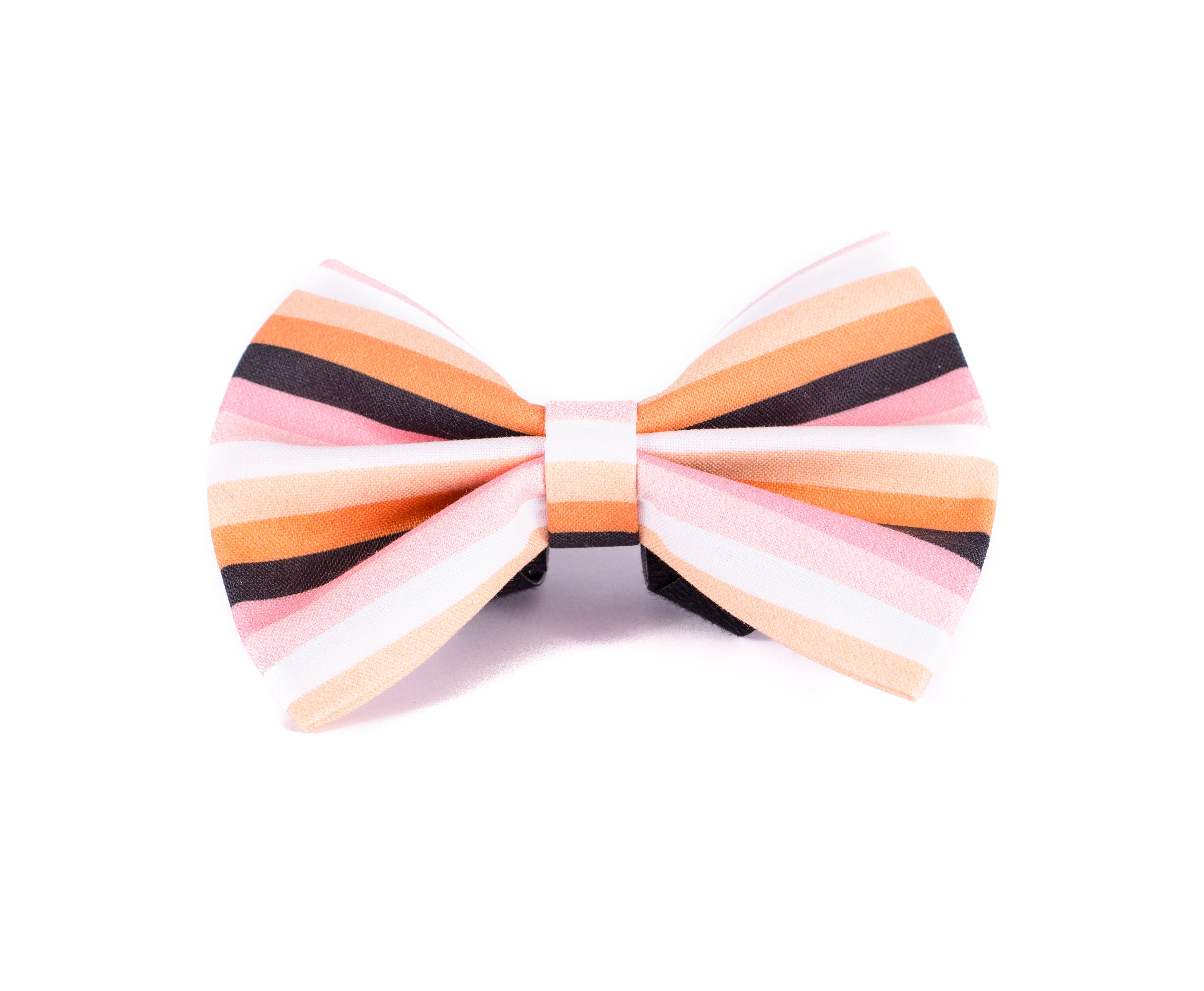 Clawdia cornwolf reverse side 💖🧡🖤 - Bow tie (NEW)