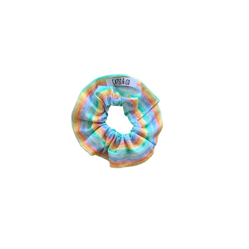 Gang-lamb style reverse side (small scale) - Scrunchie (NEW)