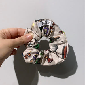 Dobby  - reverse side - Scrunchie NEW