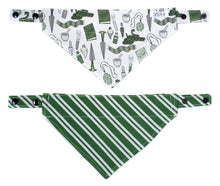 Load image into Gallery viewer, Magic slytherin - Bandana Réversible (NEW)