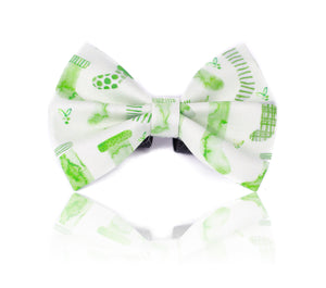 Whoville grinchy - Bow tie