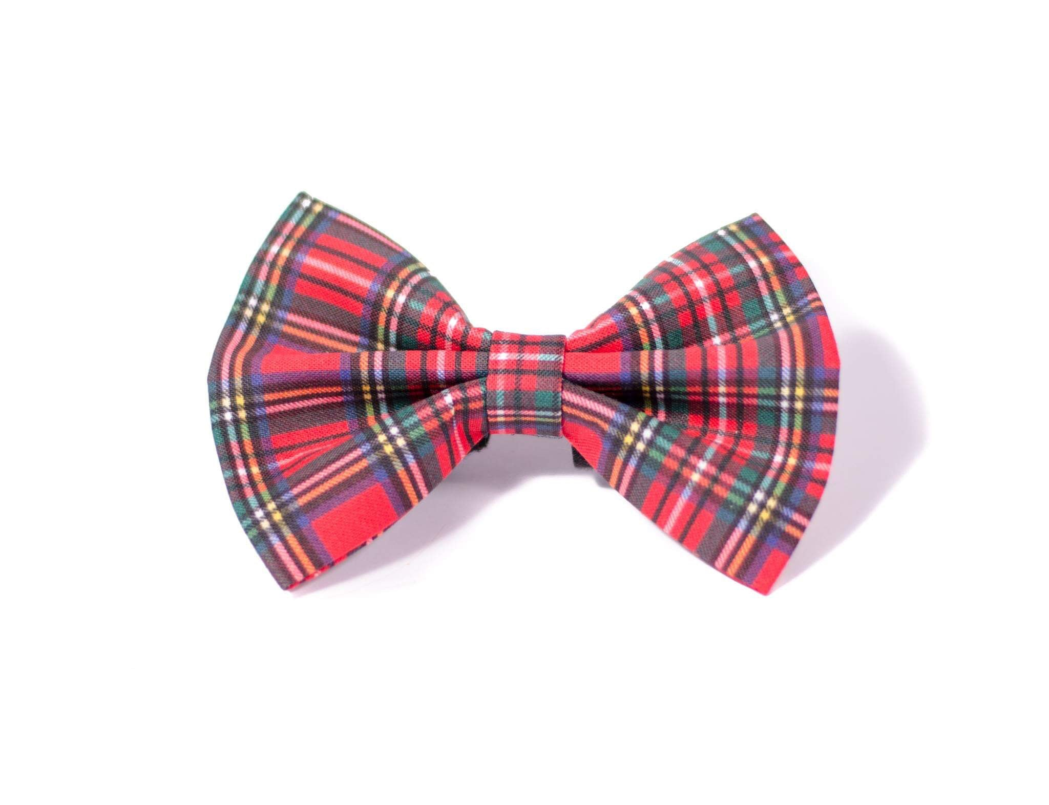 Fall plaid - Bowtie