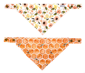 Bee kind  - Bandana réversible (NEW)
