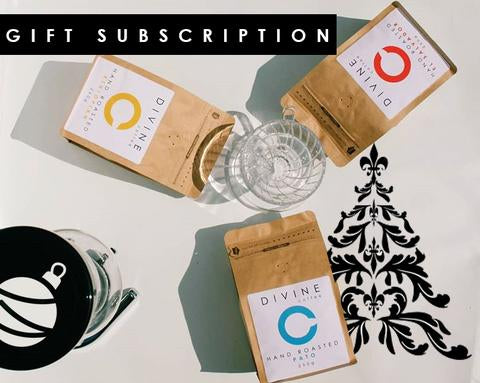 Divine Coffee's Christmas Gift Guide for Coffee Lovers...
