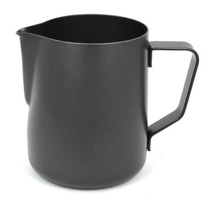 Matt Black Milk Jug 350-600ml
