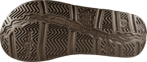 NuuSol Cascade Flip Flop Smoked Bronze Sole Made In USA Flip Flops