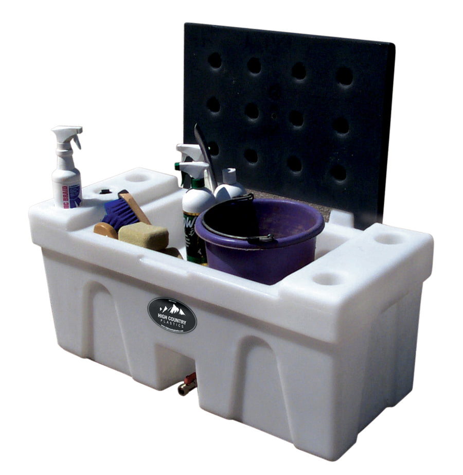 BC-25: Bench Water Caddy 25 Gallon Capacity