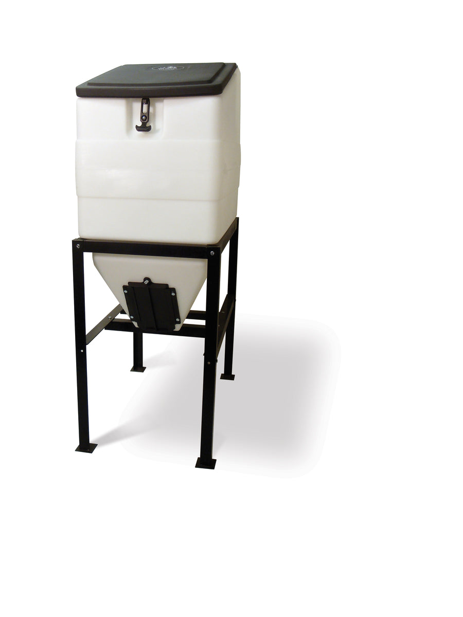 BIN-270: 270 lb Feed Bin, With Stand
