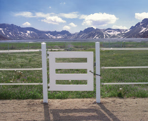 G-PTR: Four Rail Pasture Gate