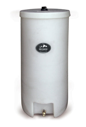 RB-35: Round Barrel Water Caddy