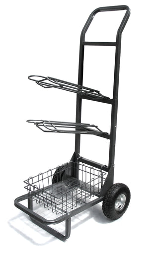 SRC: Two Wheel Saddle Rack Cart