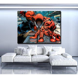 Marvel Spiderman Canvas Art