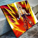 Goku Super Saiyan Dragon Ball Z Canvas Art