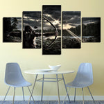 Assassin's Creed Rogue Archer Canvas Art