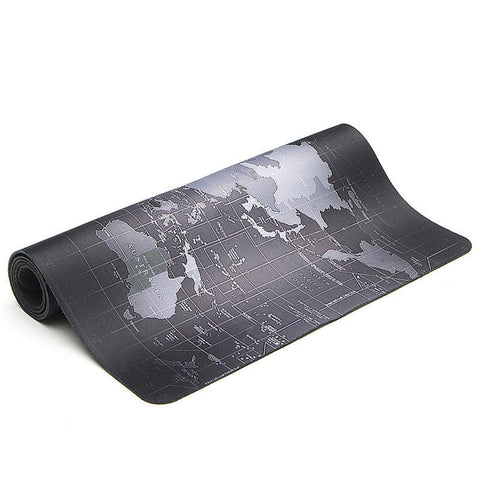 Gigantic World Map Mouse Pad XXL