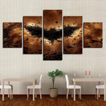 Kitchen Restaurantation Dark Animal Bat Painting - Mystikz Gaming