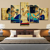 Abstract Vintage Ancient Egypt Pharaohs Girls - Mystikz Gaming