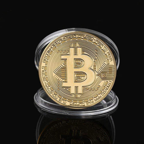 Bitcoin Coin Collectible