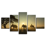 Elephants Unset Tree - Mystikz Gaming