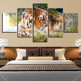 Home Animal Tiger The King Of The Jungle - Mystikz Gaming